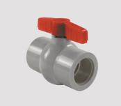 Solid Ball Valve Gold